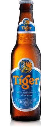 11th January 2013 ~ #DailyPint 11: Pint of Tiger Beer. Actually quite tasty...even on a plane. Nice. 8/10 [Drank over the Atlantic]