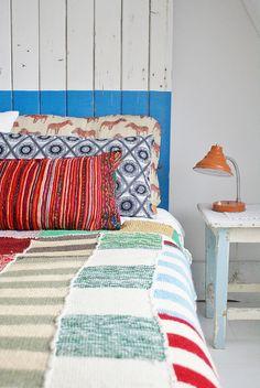 The lovely handmade home of Ingrid Jansen