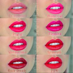 Urban Decay Gwen Stefani Lipstick Swatch