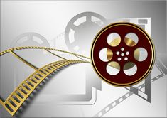 Video, Proyector, Rollo De Película