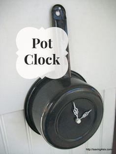 Pot Clock