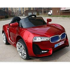Bmw, Cart, Amazon, Vehicles, Kids Cars, Remote, Toy, Rolling Stock, Covered Wagon