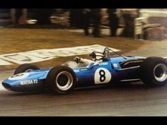 Jackie Stewart - Matra MS7 Cosworth FVA - Matra International - XXVIII Grand Prix de Pau 1968