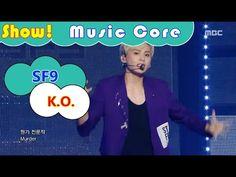 [HOT] SF9 - K.O., 에스에프나인 - 케이오 Show Music core 20161126