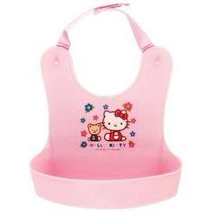 Sanrio Hello Kitty Baby Bib : Plastic | eBay