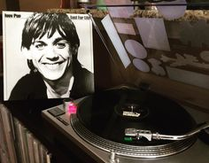Let's get this weekend started. #iggypop #lustforlife #vinylgram #vinylrecords #vinylcommunity #vinylporn #vinylcollection #vinylcollectionpost #vinylgen_feature #vinyl #vinylcollector #vinyljunkie #vinyligclub #vinyladdict #vinylclub #nowplaying #nowspinning #thehomeforwaywardrecords #records by the_home_for_wayward_records