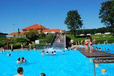 Camping Orsingen - Bodensee - leuk zwembad, goede reviews, nieuw sanitair