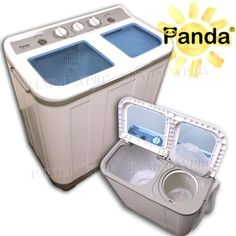 Panda Portable Compact Washing Machine Washer Spin Dryer 10lbs XPB45 Larger Size | eBay