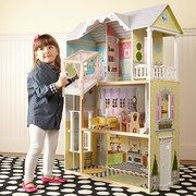 Take a look at the Home Sweet Home: Dollhouses event on #zulily today!