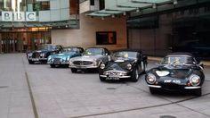 Cars at the BBC