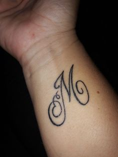 The Letter M Never Thought Of Getting A M