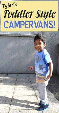Toddler Style - Campervans - Next - H&M - Boys Fashion