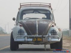 Image result for rally suspension for a vw beetle