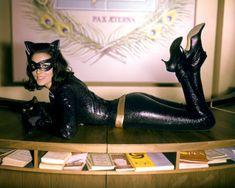 Lee Meriwether, Superman, Batman 1966, Im Batman, Batman Cartoon, Batman Stuff, Batman Robin, Julie Newmar, Cosplay Gatúbela