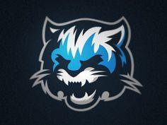 Wildcats #logo by CJ Zilligen