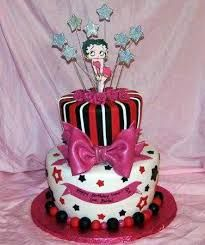 Resultado de imagen para invitaciones de cumpleaños de betty boop
