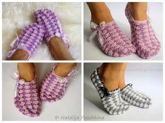 Mini Socken in Größe 36-47 Anleitung zum Häkeln