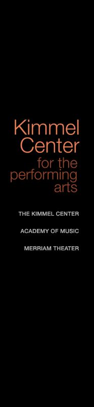 Kimmel center