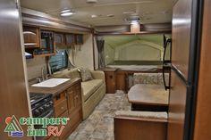 2015 Forest River Rockwood Roo travel trailer