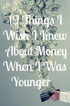 Let's face it, nobody REALLY knows how to #DoMoney. All we can do is muddle through and learn from experience. Here are some financial hacks for your early 20s that I learned the hard way.