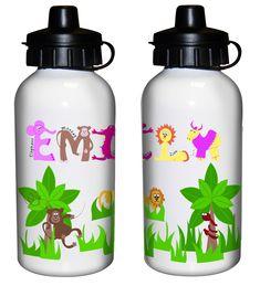 Animal Alphabet Drinks Bottle