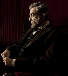 Daniel Day Lewis in 'Lincoln'