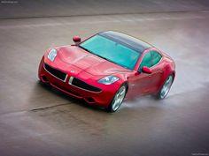 2012 Fisker Karma #BentleyGoldCoast - LGMSports.com
