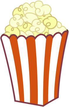 Image result for popcorn png vector