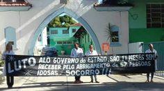 Abaixo-assinado · Não deixe morrer o Lar dos Idosos! Eles são alvo de descaso do governo do Rio de Janeiro! · Change.org