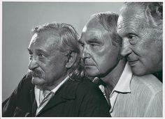 Jacques Lipchitz, Henry Moore, Marino Marini  Artist:Yousuf Karsh (Canadian (born Armenia), Mardin 1908–2002 Boston, Massachusetts) Date:1970 Medium:Gelatin silver print