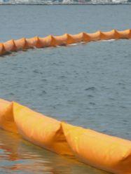 BARRERAS DE CONTENCIÓN. Barreras cilíndricas. BC650CL/BC900CL. Para utilizar en aguas protegidas con agitación moderada.