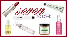Seven To Love: Ilia Beauty, W3ll People, Leaves of Trees, Acure Organics, Odacité, Organic Bath Co. & Jane Iredale ‹ The Green Product Junkie