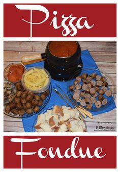 Pizza Fondue Recipe The proper household time meal! Fondue Recipes, Pizza Recipes, Appetizer Recipes, Fondue Ideas, Appetizers, Kabob Recipes, Copycat Recipes, Beef Recipes, Fondue Recipe Melting Pot