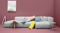 Hay - canapé Mags Soft Sofa