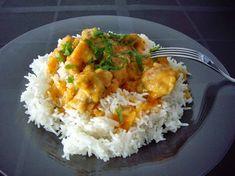 """Sorprende a la familia hoy con un """"Arroz Basmati al Vapor con Curry de Mango"""", del Blog de Peroleando."""