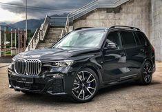 BMW X7 xDrive50i M-Sport Black Sapphire 462 h.p., 0-100 5,4 sec #BMW #X7 #xDrive50i #BMWX7 #X7xDrive50i #G07 #X7G07 #BMW7 #BMWINDIVIDUAL… Bmw X7, Luxury Rv, Best Luxury Cars, Bmw For Sale, Best Suv, Bmw Autos, Exotic Sports Cars, New Bmw, Black Sapphire