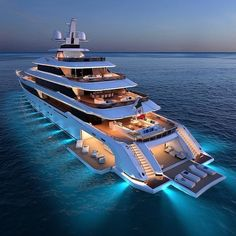 Luxury Yacht Interior, Luxury Homes, Lux Cars, Private Yacht, Yacht Boat, Best Luxury Cars, Yacht Design, Dream Vacations, Luxury Lifestyle