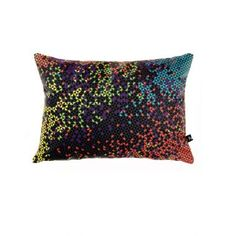 Another great funky Limited Edition cushion, which is a bit different and designed to make a statement in your room. It sounds crazy to say it is a neutral cushion, but with the colours and unusual pattern – it compliments a lot of different colour schemes. Check out the photo's around the pool on the front page of our website. Place it in front of a larger cushion and our Bahamas cushion appears to sparkle.