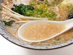 Wonderful article about a man's journey to the perfect bowl of Tonkatsu Ramen, and then a recipe!