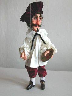 Artist, marionette