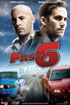 The Fast And The Furious 6: Fast  Furious 6