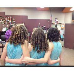 Show choir hair: need to get a new curler I know these girls and this school  shout out to PLHS HEART AND SOUL SHOW CHOIR