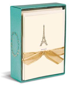 Shop boxed note cards from Graphique at Needle in a Haystack.