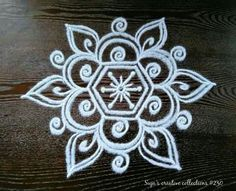 Rangoli Kolam Designs on Happy Shappy in Here you can find the most beautiful & Simple design, photos, images, free hand and more in Small & Large design Ideas Rangoli Designs Latest, Simple Rangoli Designs Images, Rangoli Designs Flower, Rangoli Patterns, Rangoli Ideas, Rangoli Designs Diwali, Rangoli Designs With Dots, Kolam Rangoli, Flower Rangoli