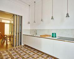 On Diseño - Proyectos: Casa AB en el Ensanche de Barcelona