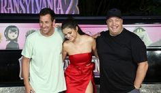 Selena Gomez Sizzles For 'Hotel Transylvania 2' Promo. Does This Show What's Wrong With The World. A Woman Dresses Up, But A Man Can Simply Waltz In? #SelenaGomez #AdamSandler #KevinJames #HotelTransylvania 2 #HollywoodMovies #Promotions