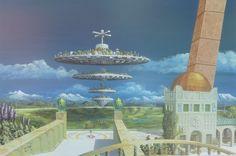 Ian S Bott - Artwork - Sky City