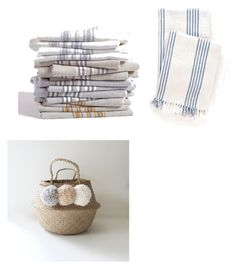 """""""Untitled #59"""" by morganwood-2 on Polyvore featuring interior, interiors, interior design, home, home decor, interior decorating, Coyuchi and Pine Cone Hill"""