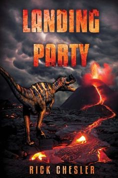 Landing Party: A Dinosaur Thriller by Rick Chesler https://www.amazon.com/dp/1925493555/ref=cm_sw_r_pi_dp_Vl5Mxb9FE8K1M