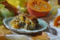 Traditional Maltese pumpkin pie – torta tal-qargha hamra